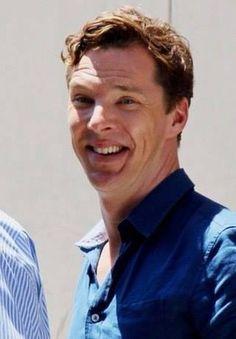 Ben in Blue Shirt