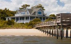 Dock Off Emily S Beach House Revenge The Real For All Of Outside Scenes Is Southport Nc