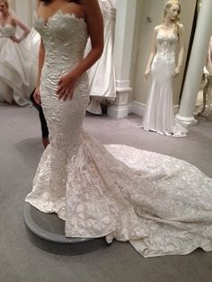 Marc Zunino Sweetheart Mermaid Gown In Satin (32818064) Wedding Dress. Marc Zunino Sweetheart Mermaid Gown In Satin (32818064) Wedding Dress on Tradesy Weddings (formerly Recycled Bride), the world's largest wedding marketplace. Price $6500.00...Could You Get it For Less? Click Now to Find Out!