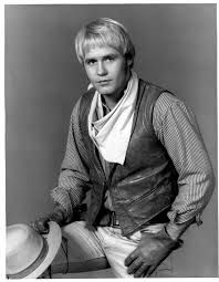 """El gran Chaparral (1967–1971)  """"The High Chaparral"""" Mark Slade...  Billy Blue Cannon"""