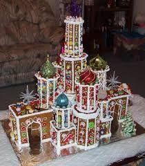 Risultati immagini per gingerbread palaces