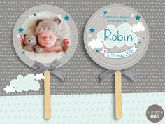 Share lollipop, to customize according to your tastes! Change the colors, the … - Baby Boy Names Baby Girl Names Baby Boy Names Strong, Baby Girl Names, Scrapbook Bebe, Baby Announcement Cards, Baby Frame, Baby 1st Birthday, Baby Album, Baby Shower, Baby Cards