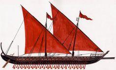 Byzantine Dromon