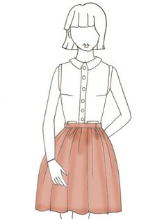 Support and turn this sketch into real product! Sally by Amy He.