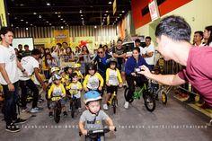 May 2016 Strider Cup racing in Bangkok, Thailand.