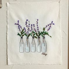 Irresistible Embroidery Patterns, Designs and Ideas. Awe Inspiring Irresistible Embroidery Patterns, Designs and Ideas. Chain Stitch Embroidery, Hand Work Embroidery, Embroidery Bags, Learn Embroidery, Vintage Embroidery, Embroidery Stitches, Embroidery Patterns, Stitch Head, Lazy Daisy Stitch