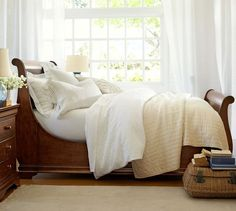 Valerie Floral Matelasse Duvet Cover & Sham | Pottery Barn--- just bought this at pottery Barn and now it's really hard to get out of bed. I LOVE WHITE BEDDING!