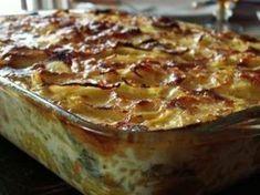 Gratin pommes de terre-poireaux-carottes, Recette Ptitchef