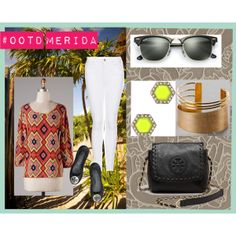 """OOTD in Merida"" by irasemater-veen on Polyvore"