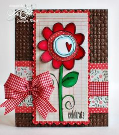 Celebrate (Purple Onion Designs) by Jennifer R - Cards and Paper ...