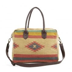 Lukka Tribal Briefcase