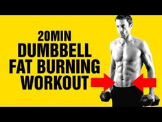 72e82dc42c5e 20min Dumbbell Weight Loss Workout - Get Ripped Fast - Sixpackfactory