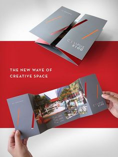 Campus 2100 on behance 平 面 brochure design, booklet design, Mailer Design, Pamphlet Design, Leaflet Design, Booklet Design, Design Templates, Brochure Indesign, Brochure Folds, Brochure Layout, Brochure Ideas