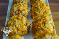 REMIX! Crispy Turkey & Sweet Potato Balls | Fit Men Cook