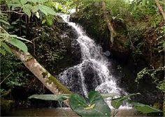 Chocoyero - El Brujo Waterfall