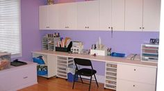Craft Room On Pinterest Craft Rooms Ikea Craft Room And Budget