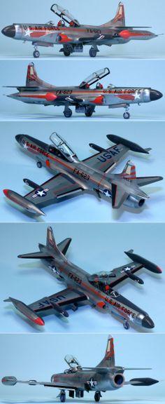 Kittyhawk 1/48 F-94C Starfire http://www.network54.com/Forum/47751/message/1389316792/Kittyhawk+1-48+F-94C+Starfire