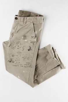 Denim Fashion, Fashion Pants, Trouser Jeans, Trousers, Teen Pants, Biker Style, Cotton Pants, Chino Shorts, Casual Shirts