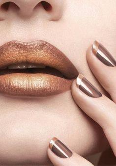 Digg Women's Fashion: Matching your lips and nails