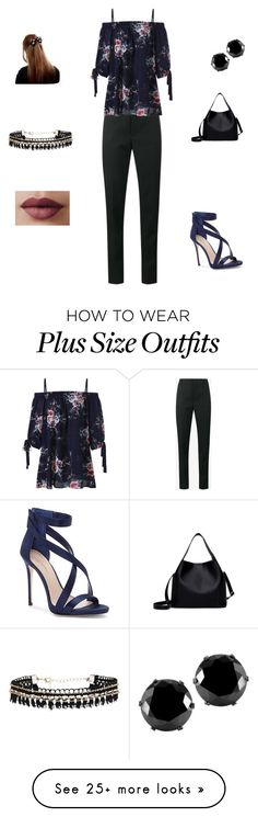 """Untitled #383"" by abantescu23 on Polyvore featuring Yves Saint Laurent, Imagine by Vince Camuto and West Coast Jewelry"