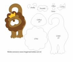 ИЗ ФЕТРА. МК и выкройки. Felt Animal Patterns, Stuffed Animal Patterns, Mobiles For Kids, Fine Motor Activities For Kids, Bear Felt, Felt Books, Baby Sewing Projects, Paper Piecing, Felt Crafts