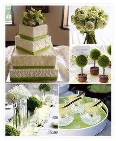 Love this cake for my wedding. Just not the green...Will be tan or dark red