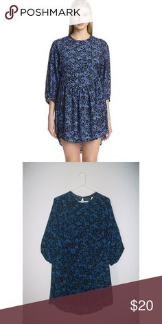 96cf87f4db0 Walter Baker Black Blue Starry Night Dress Size 6 New w  tags Size  6 MSRP    188 Walter Baker
