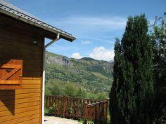 Catarmina: vue dégagée sur la montagne