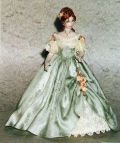 Collette by Connie Sauve of The China Doll