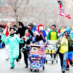 San Francisco Races: Bay to Breakers - Fun Runs: The 10 Best Costume Races in the Country for Runners | Shape Magazine