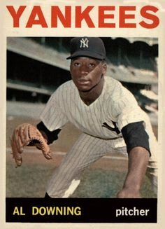 1964 Topps Al Downing