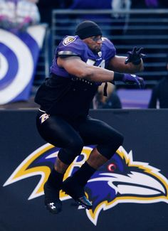 Ray Lewis!