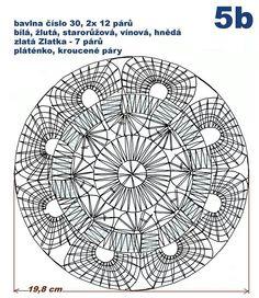 Pamela 4 Fabric Stiffener, Bobbin Lace Patterns, Lace Heart, Lace Jewelry, Lace Making, Pattern Paper, Lace Detail, Arts And Crafts, Crochet Hats
