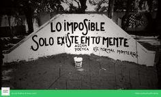 Lo imposible solo existe en tu mente