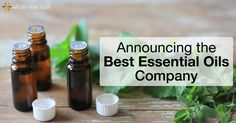 I spent a lot of time and money trying to find the Best Essential Oils Company for my family. Find the surprising answer here.