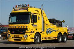 Mercedes Benz Actros Fa. de Heer, Dordrecht