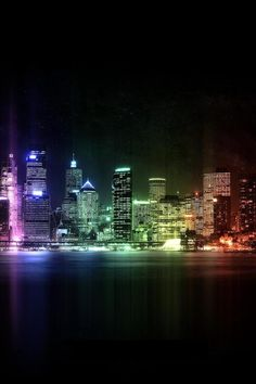 Project Overlays Ambient Music with Police Radio, Aerial Imagery for Urban Voyeurism Police Radio, Desktop Background Images, City Scene, See Picture, City Lights, Skyscraper, City Photo, Hotels, Around The Worlds