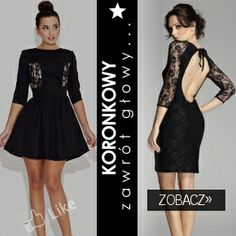 Lacy dress / Sukienki koronkowe na fashionata.pl