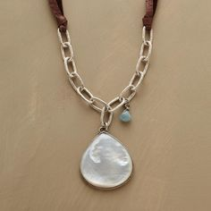 Seaside Necklace in Late Spring 2013 from Sundance on shop.CatalogSpree.com, my personal digital mall.