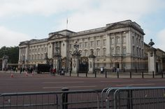 10 Things to do in London - Buckingham Palace