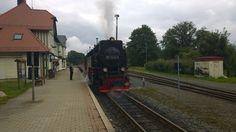 Drei Annen Hohne Bahnhof