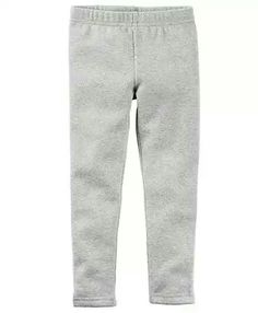 fc09d4176d817f Carter's Metallic Fleece-Lined Leggings - Grey from FirstCry.com for  Rs.269.70 originally priced at Rs.899 Highly priced in both cases.