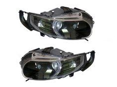Oem Valeo Xenon Headlight Pair Fit Saab 9-5 Griffin 2009 12762514 SB2503116