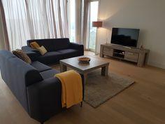 Interieurplaatsing in opdracht FC Utrecht Placement of furniture rental for soccerclub FC Utrecht