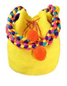 "Wayuu mochila the new ""It"" bag. Missoni , lauren santo Domingo and others designers are big fans of the new plastic . Wrap Around Wrist Tattoos, Homemade Bags, Mochila Crochet, Ethnic Bag, Potli Bags, Crochet Handbags, Tapestry Crochet, Knitted Bags, Bucket Bag"