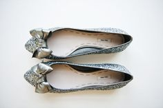 cute flats for the wedding