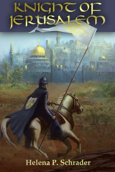 The Battle of Montgisard is an important episode in Knight of Jerusalem, the first book in a three part biography of Balian d'Ibelin.