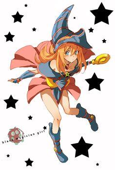 dark magician girl   Tumblr