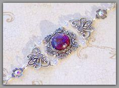 Victorian Bracelet Art Nouveau Jewelry Dragon's