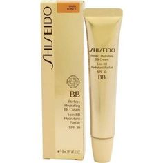 Perfect Hydrating BB Cream by Shiseido Parfait, Natural Bb Cream, Even Out Skin Tone, Tinted Moisturizer, Shiseido, Skin Makeup, Best Makeup Products, Beauty Products, 30